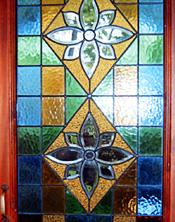 有為の奥山 ステンドグラス