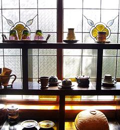 写真:有為の奥山  女将の器コレクション