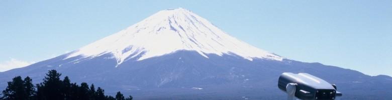 屋上 「富士山展望台」