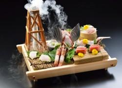 写真:お料理