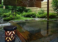 写真:金沢の奥座敷ゆわく温泉