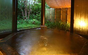 写真:貸切風呂卯の花亭~プライベートな空間を贅沢に~