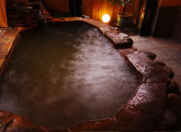 岩風呂・風みどりの湯