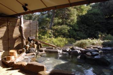 写真:朱雀の湯 男性風呂