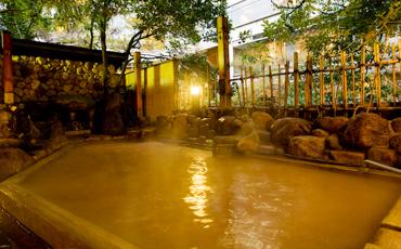 露天風呂 阿福の湯