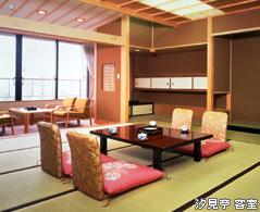 汐見亭 客室