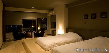 竹フローリングルーム