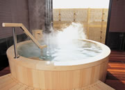 写真:桶の湯