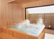 写真:檜の湯