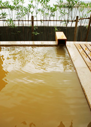 写真:淡路棚田の湯