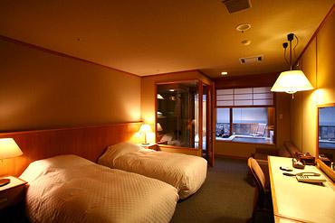 写真:露天風呂付ツインルーム2