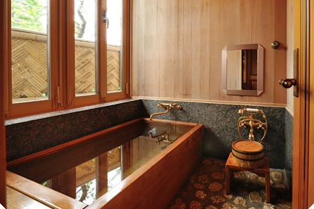 水車の間_お風呂