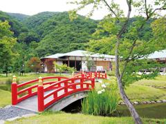 写真:社乃森 庭園