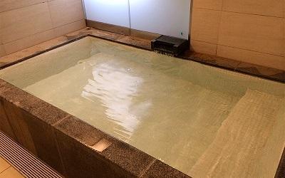 温泉付き客室コンフォート