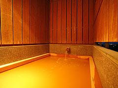 写真:「花ごころ」展望貸切露天風呂