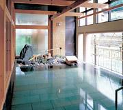 写真:大浴場「瑞雲」露天風呂