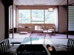 写真:客室からの眺め