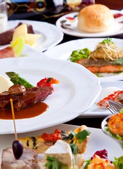 写真:スペイン市場 「カサ・デ・ノルテ」お料理イメージ