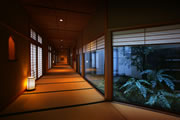写真:別館廊下