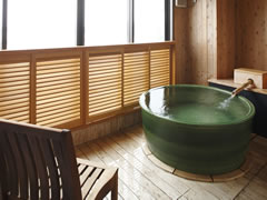 写真:展望風呂付和室(風呂)