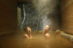 写真:貸切露天風呂イメージ