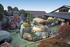 写真:庭園イメージ