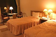 写真:ベッドルームイメージ