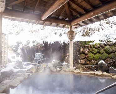 写真:露天風呂