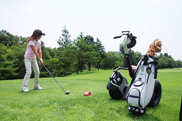 写真:ゴルフ