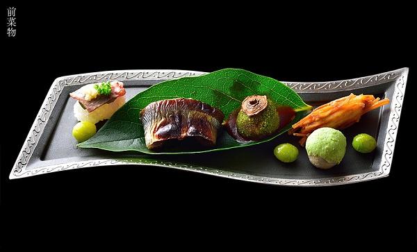 写真:四季のお料理