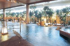 写真:悠幻の湯殿 露天風呂