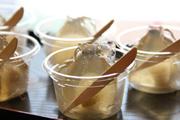 写真:湯上り冷菓サービス