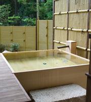 写真:楓の湯「黄葉」