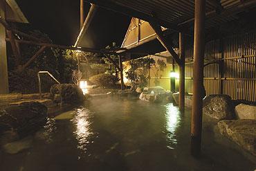 写真:しおさい亭 4階大浴場
