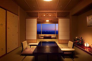 写真:花月 和室