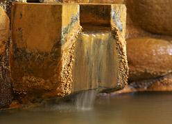 写真:天然温泉大浴場「地蔵の湯」