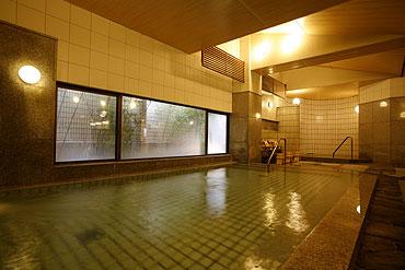 写真:中浴場