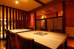写真:時季のレストラン 梅鉢亭