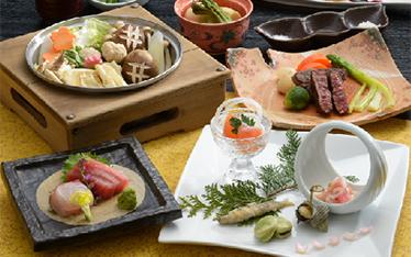 写真:お食事処「季味の浪漫」お料理一例 | イメージ