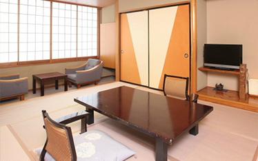 写真:本館・別館の客室(和室10畳一例) | イメージ
