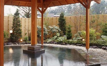 写真:大浴場『石殿』 | イメージ