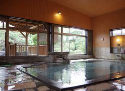 写真:松の湯 大浴場