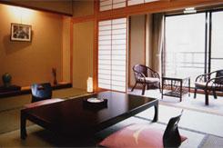 写真:標準和室