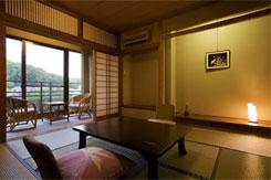 写真:貸標準和室