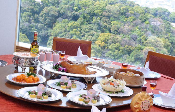 写真:中国料理 李芳
