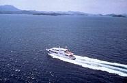 写真:高速船イメージ