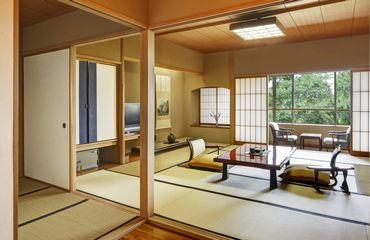 写真:東館和室