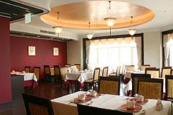 写真:中華レストラン「彩雲」 17階