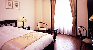 写真:シングルルーム