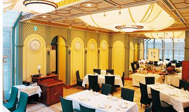 写真:レストラン「サン ミケーレ」